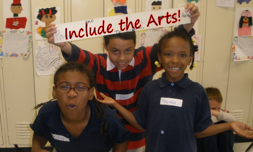 include the arts in education